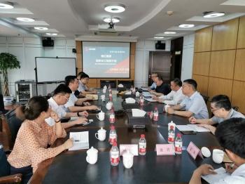 加大支持  拓展项目  深化合作——广西玉林市精准招商工作组莅临银亿集团考察